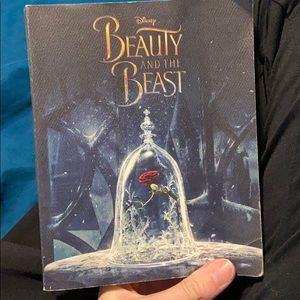 3 For $10 💙BEAUTY AND THE BEAST BOOK